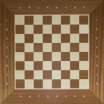 Old Chess on Backside